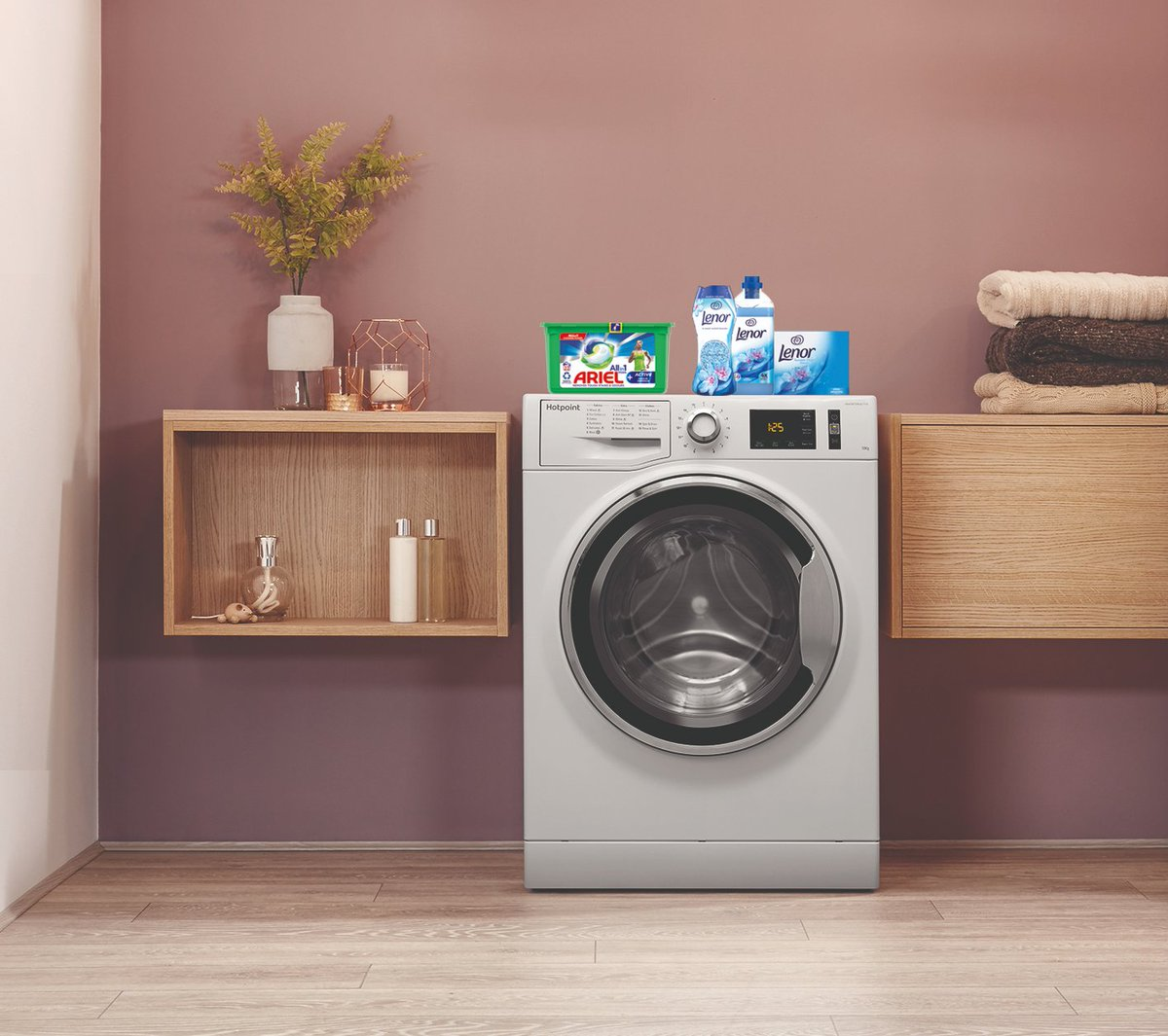 test Twitter Media - Major domestic appliance manufacturer, Hotpoint has launched a laundry promotion. For full information, visit our blog: https://t.co/G1oC5v0lAV https://t.co/eEHlS02ZXx
