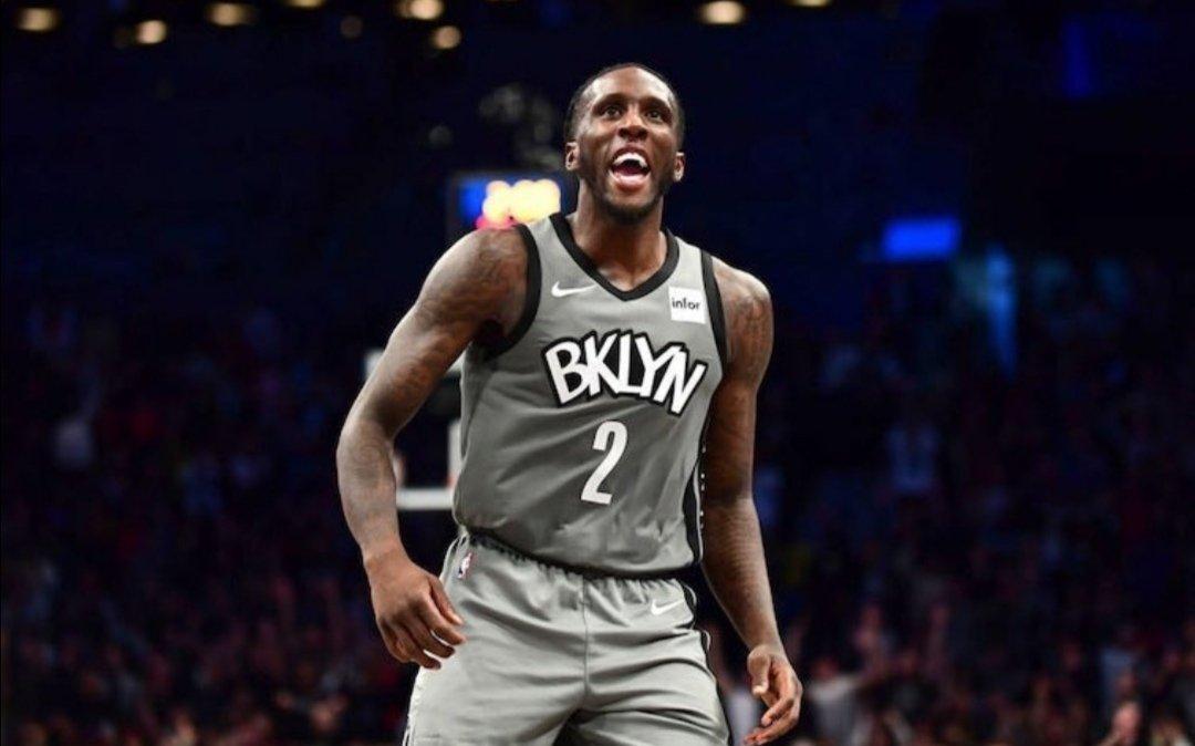 Otro jugador que  dio positivo al #Covid_19 en la #NBA #TaurenPrince será baja para los #Nets en la #Burbuja en #Orlando https://t.co/nlD3cTKuLO