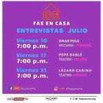 Image for the Tweet beginning: #Panamá Aquí los eventos recomendados