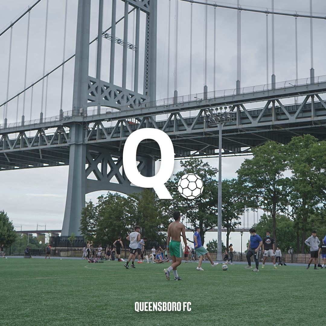 Ballin' even between storms... #Q⚽️  #QBFC #QueensboroFC #RepresentQueens  #WeSpeakSoccer #Queens #NYC #QueensForever #soccer #futbol #TheBeautifulGame https://t.co/8QwId69JY1