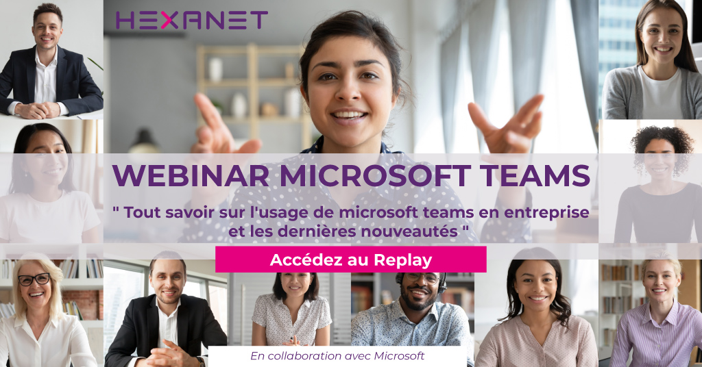 """[ REPLAY DISPONIBLE ]  👉 Webinar Microsoft Teams """"Tout savoir sur l'usage de Microsoft Teams en entreprise et les dernières nouveautés""""  #Teams #Télétravail #Replay #Webinar #MicrosoftTeams #Téléphonie #collaboratif  Pour accéder au Replay : https://t.co/qsP67RP9Gd https://t.co/t4IsxT2XFj"""
