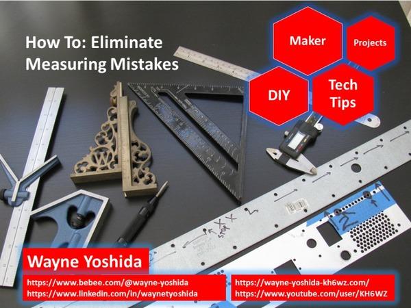 Maker Tip: Measuring and Marking https://www.bebee.com/producer/@wayne-yoshida/maker-tip-measuring-and-marking… #SelfHelp pic.twitter.com/0KxqiC3BkC