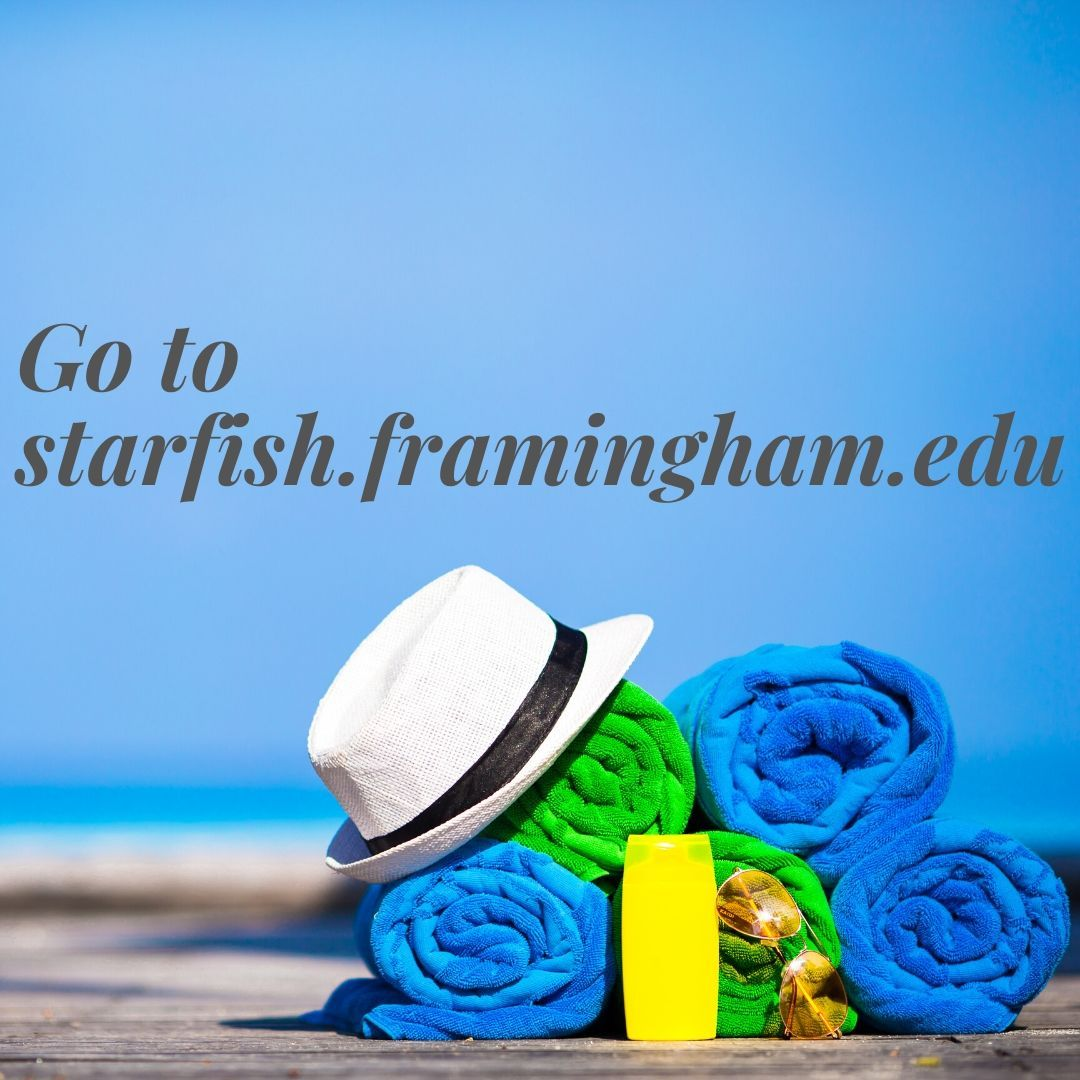 Starfish is the best way to make an appointment with Career Services and Employer Relations! Use the information included or visit https://t.co/lKeMSbBdDe to guide you through the process! Questions? Contact careerservices@framingham.edu or call (508) 626-4625 https://t.co/B2QzvKrjuJ