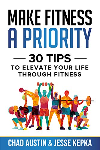 """RT if you enjoy our #NonFiction #HealthAndFitness #SelfHelp #Howto #kindle #FreetoDownload! """"Make Fitness A Priority: 30 Tips to Elevate Your Life Through Fitness"""" by Chad Austin & Jesse Kepka @FreeReadFeed http://ow.ly/10CS50Asm35pic.twitter.com/43siUKxUpF"""