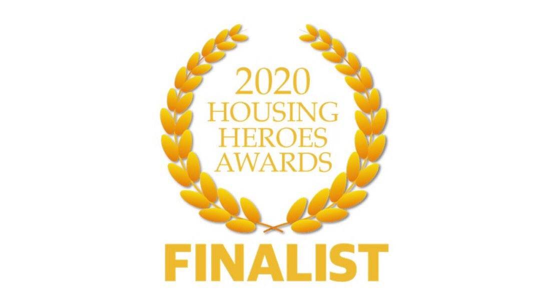 We are delighted that one of our residents and our front-line staff have been shortlisted in 3 categories for @_HousingHeroes 2020 awards #housingheroesawards. We encourage everyone to show their support by voting by 5pm on 10 July 2020.  Read more here: https://t.co/vwAI567yQJ https://t.co/owosVb3Syr