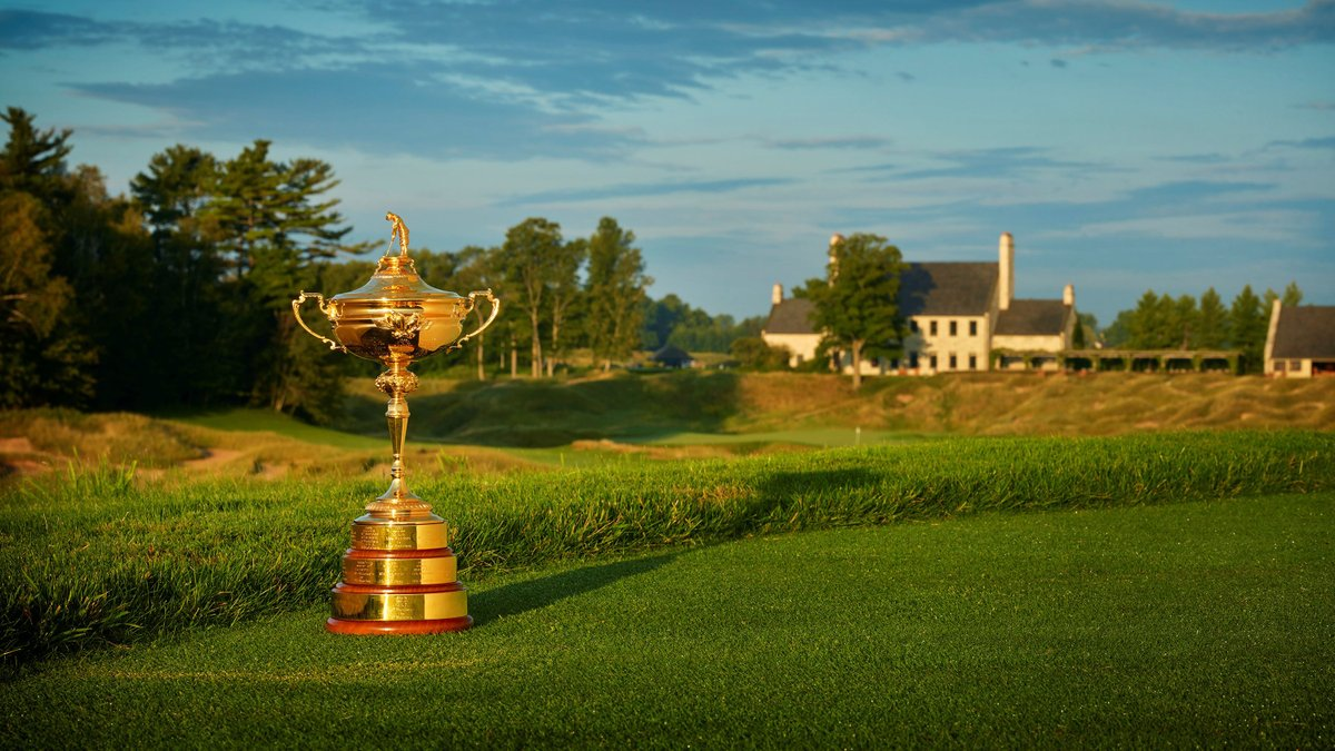 The 2020 Ryder Cup has been postponed. 👉 rc.golf/RyderCupPostpo…