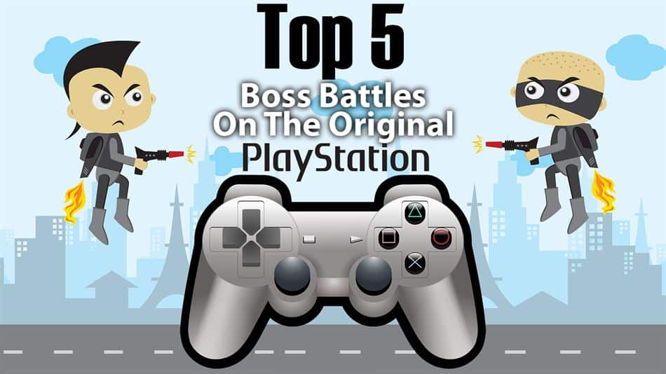 5 Best Boss Fights On The PlayStation 1 #psx #ps1 #psone #retrogaming #retrogames #consolegamer #consolegaming #playstation -> https://8bitpickle.com/video-games/best-boss-fights-on-the-playstation-1/…pic.twitter.com/h53RAwYR7R