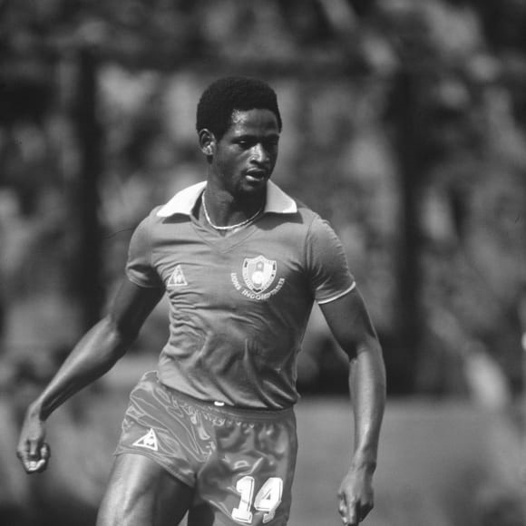 🇨🇲 Today on his birthday we remember Cameroonian legend Théophile Abega 🕯️ Countless achievements including winning the #TotalAFCON, #TotalCAFCL & being crowned African Player of the Year, cement Abega in Africas history 🌍