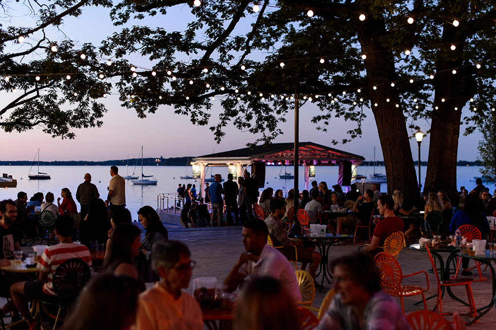 #🅆🄸🅂🄲🄾🄽🅂🄸🄽🅆🄴🄳🄽🄴🅂🄳🄰🅈  🌤 No better place to spend a summer night than the Memorial Union Terrace! 🌤 https://t.co/kFeRrqVfCR