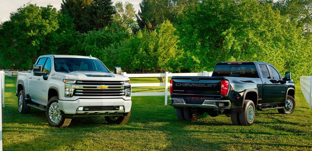 The 2020 #Chevy #Silverado Heavy Duty series has multiple variations and configurations to help make your job as easy as possible! #ChevySilverado #ChevyTrucks #SilveradoHD #ChevyUSA #ChevyLife #ChevyLovepic.twitter.com/RR3t6GVEBF