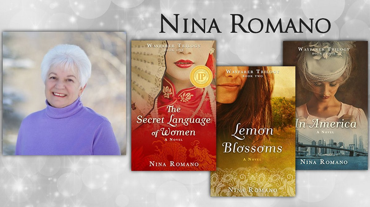The Secret Language of Women http://amzn.to/2Vw8cdS    Lemon Blossoms  http://amzn.to/2VoUxF8    In America  http://amzn.to/35jLytq          THE QUEST for IDENTITY   #insprational #Litfic #Adventure  #HistoricalRomance #Love #lyrical #Diversity #mustread #Italian pic.twitter.com/uLdWSOCTZv
