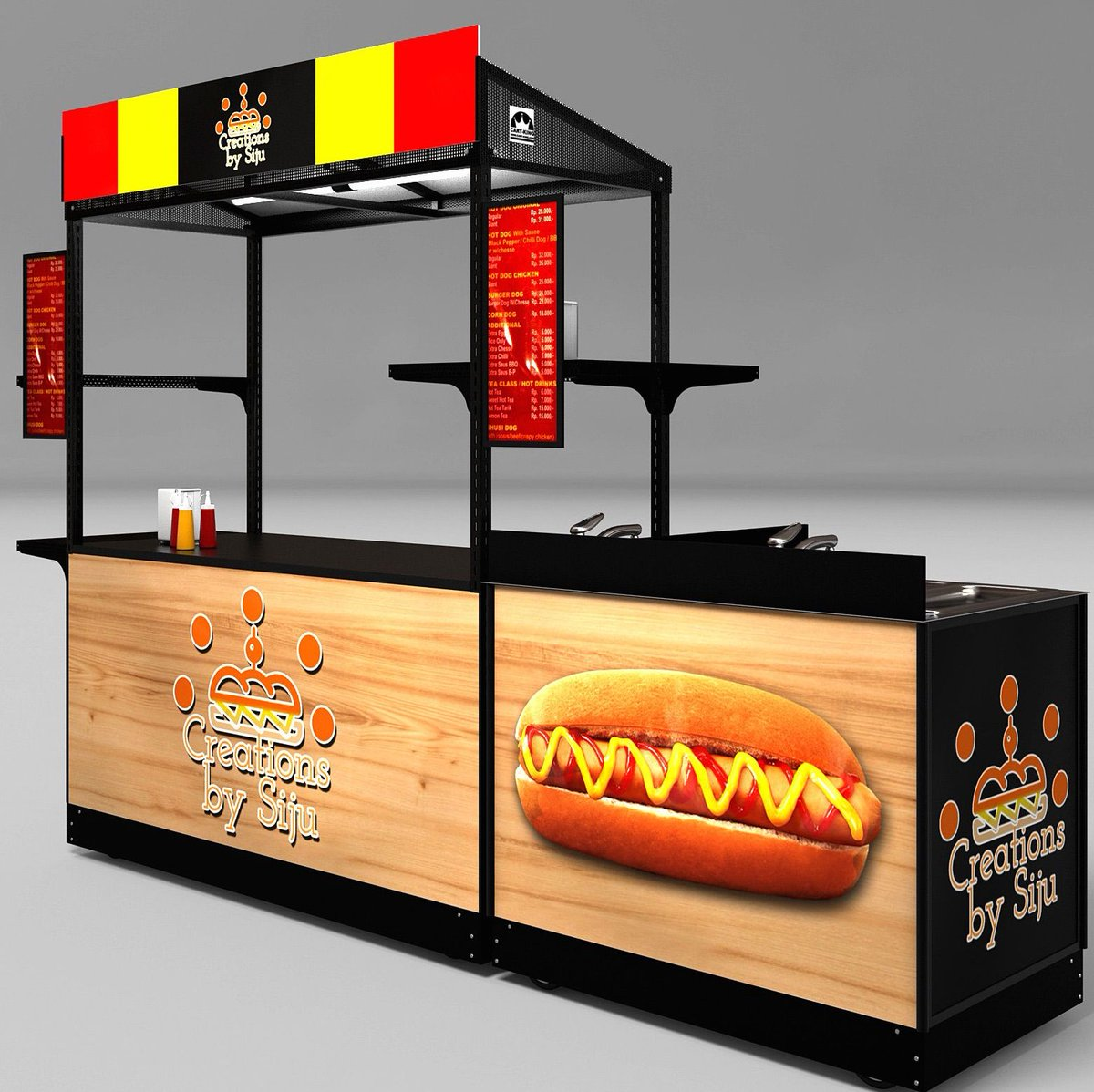 Imagine a Suya and Smoothie stand! just like this. where hygiene and Uniqueness are maintained.  focused on just Suya and Smoothie.  Funke Akindele | state House | Tobi | Paystack <br>http://pic.twitter.com/G3z6fJr4nG