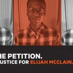 Image for the Tweet beginning: #ElijahMcClain should still be here.