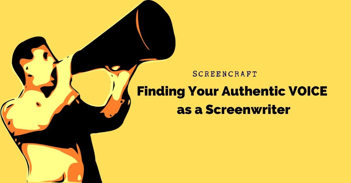 """#Screenwriting postoftheday! RT @screencrafting """"9 Tips for Finding Your Authentic Voice as a Screenwriter"""" https://buff.ly/2Cf0mzO @TheScriptLab @Script_Ladder @thrillerwriterspic.twitter.com/28dWbdPI6Z"""