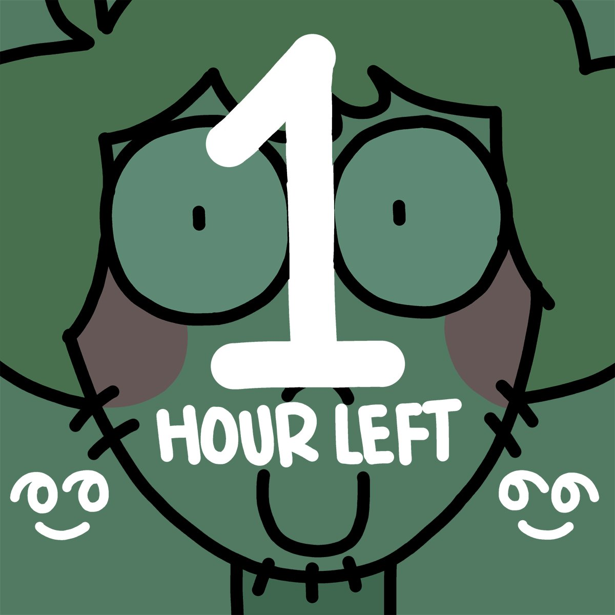 AN HOUR LEFT. ⏱️ WE'RE IN THE 'MINUTES ZONE' BABEY kickstarter.com/projects/drink…