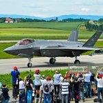 Image for the Tweet beginning: F-35: Endlich Hightech-Kampfjet oder immer