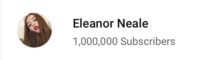 1 MILLY BABY LETS GOOOOOO!!!!! never in my 3 years on youtube did i ever expect to get A MILLION people into my tiny niche corner listening to me yapping on, so thank u thank u thank uuuuu!  <br>http://pic.twitter.com/OPVcUY9sM8