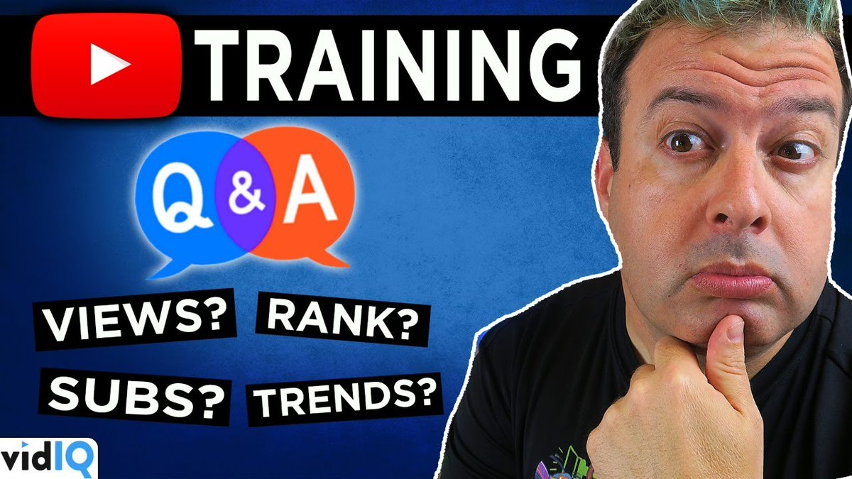 Do you want to grow your views and subscribers on #YouTube? Then join us today at 10am PST for #LIVE training with @Liron_Segev - Don't miss out! 👉https://t.co/iByUAKMXmr https://t.co/byC7vRYs1p