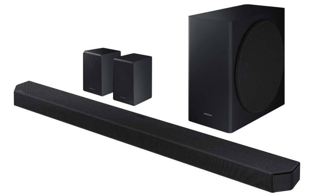 Samsung's latest Q-series soundbars include a $1,800 9.1.4 channel option