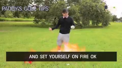 The Ryder Cup is postponed, but that doesn't mean we can't still get tips from @padraig_h to help our game. 🏌🔥 🚌 Stream #TheConorMooreShow starring @ConorSketches : golfpass.social/lv5b