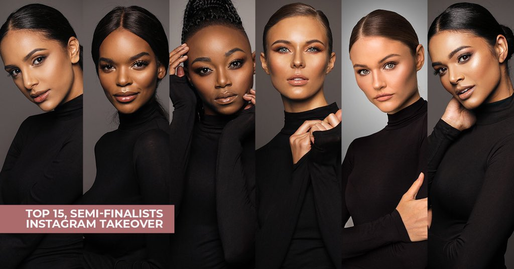Part 1: TOP 15 -IG TAKEOVER It's been an exciting week getting to know our Semi-finalists on a personal level! Click on the link below to see what you've been missing out on in the first week of the TOP 15 IG Takeovers. facebook.com/watch/?v=10115… #MissSa2020 #MissSaTop15