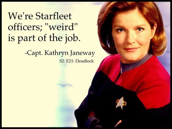 Truth! 🖖  #roddenberry #wednesdaymorning #WednesdayWisdom https://t.co/wY0lnlNjT4