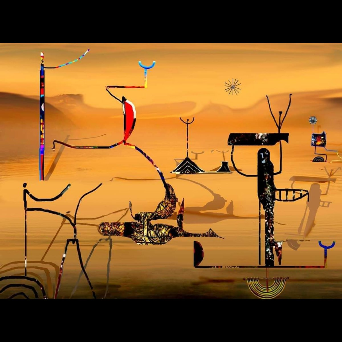 "Roberto Saavedra Walker Art            ""Sculptscape"" #Surrealism #artcollector #culturegram #saatchiart #artnow #artsglobal #ars_mundi #finearts  #fundaciondearte #artspace #virtualgallery #kultur #artecontemporanea #artcollective #art_gallery #exhibition #artrepresent https://t.co/66FI4M1Nvo"