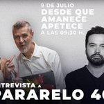 Image for the Tweet beginning: Mañana tenemos otra vista especial