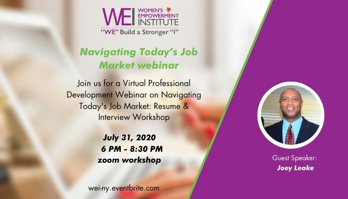 Unlock the secrets to navigating through today's job market on Friday, July 31st at 6 PM with Joe Leake. Get the power tools you need in networking, showcasing your best self, acing interviews, and staying motivated.   #acetheinterview #jobhunters #networkingtips #careershifts https://t.co/FgBTsfCoLV
