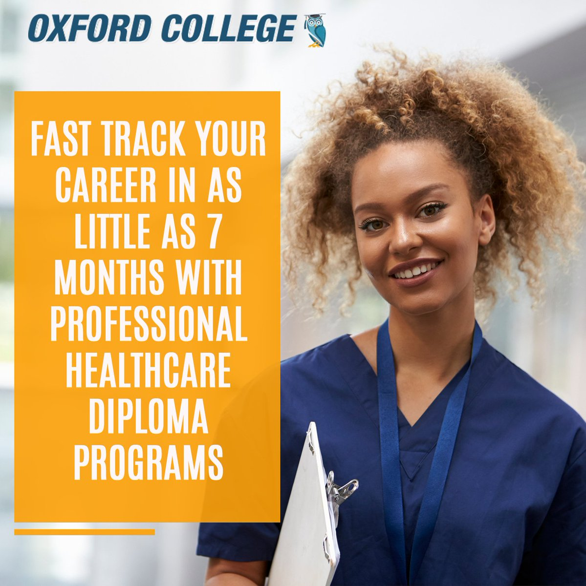 At #OxfordCollege, you'll benefit from the industry-aligned curriculum and individualized attention from experienced instructors.  Discover our healthcare programs: https://hubs.ly/H0s9zPr0pic.twitter.com/ZzvSj3y2xW