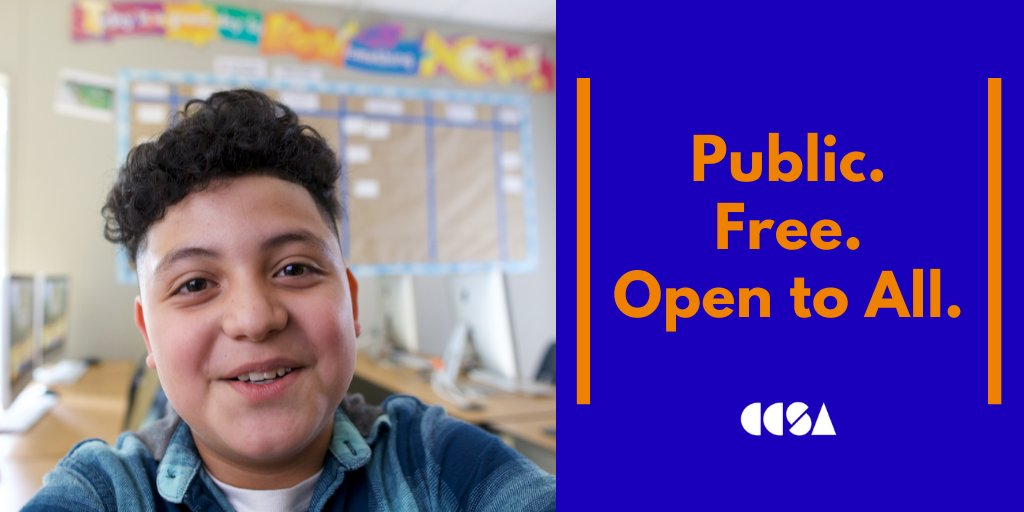 There's a lot of misinformation out there about charter schools. #CharterNation, let's all #DoOurPart to get the facts out.   Retweet to let your family and friends know that charter schools are public, free, and open to all students. https://t.co/rs3grsqj5H