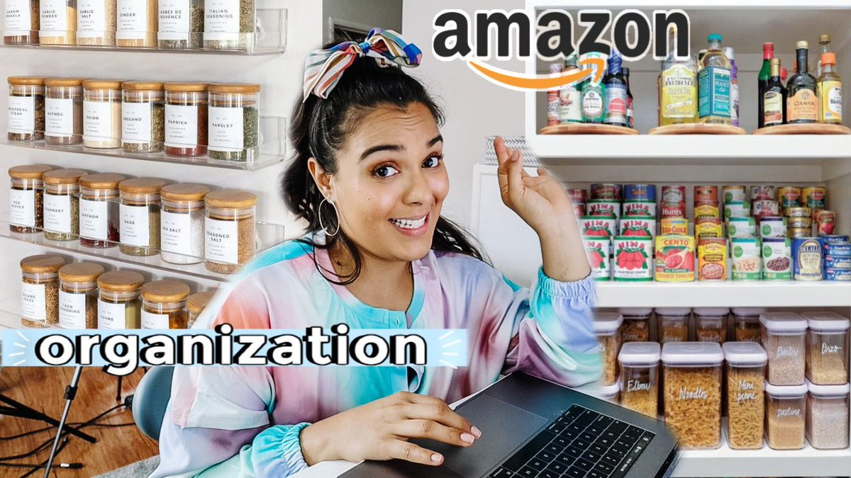 amazon home organization haul! online shopping for our move! https://t.co/ABaMiqRV1B https://t.co/ml9GKV42d3