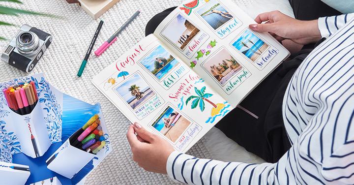 """Bu yaz en güzel anılarını """"Edding Renkli Mutlu Set"""" ile süslemeye ne dersin?😍   https://t.co/rCzpCw68N5 https://t.co/1cClzbuqMT"""