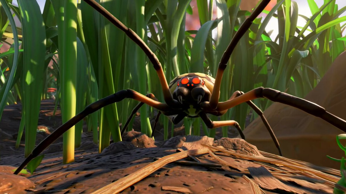 How much do spiders creep you out in games? https://t.co/8ka2QYdmxw #Xbox #XboxOne #Grounded #Polls https://t.co/vKeOafAzzy