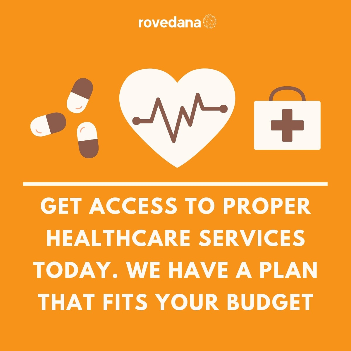 Get Health Insurance tailored for each employee, we have a plan for everyone. Send us a message today.  Get RoHealth, Get Covered  #hrprofessional #hmo #humanresources #businessowner #employer #employee #selfemployed #stayhealthy #staysafe #RoHealth #rovedana #RoCares https://t.co/rkvw0NmFcV