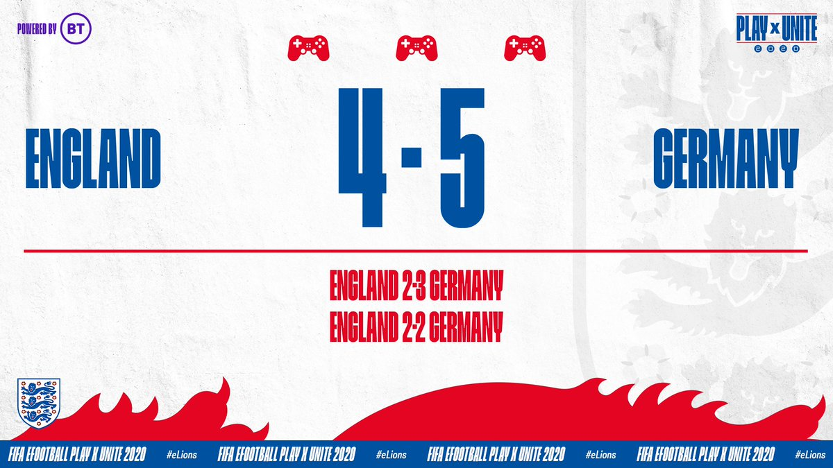A draw isn't enough for @Tekkz, as Germany take the first spot in Friday's final.  Our #eLions will have a chance to join them, with a game against Switzerland or Poland to come in a play-off shortly. https://t.co/j8PZ9Om7nD
