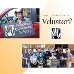 Image for the Tweet beginning: Upcoming Volunteer opportunities:  -A Better Night