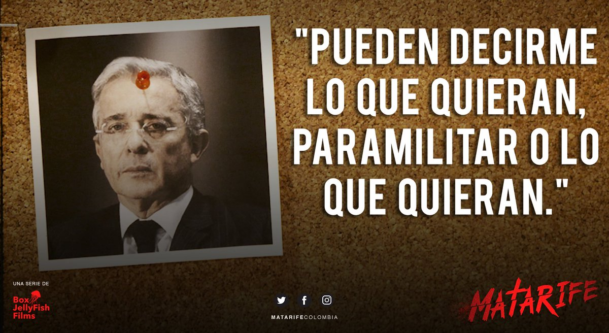 RT @matarifeco: #LaSerieMatarifeEs https://t.co/58PEJz9zxW
