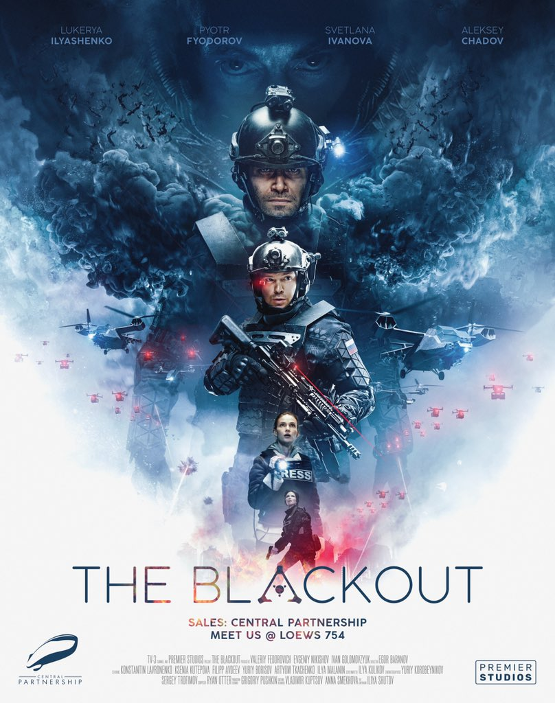 Russia has been on fire lately with some good music and movies, found The Blackout #Аванпост in english Cant wait to see this  #Росси́я pic.twitter.com/VT2Hqkz8nP