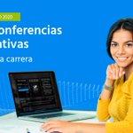 Image for the Tweet beginning: ¡Agendá las videoconferencias informativas de
