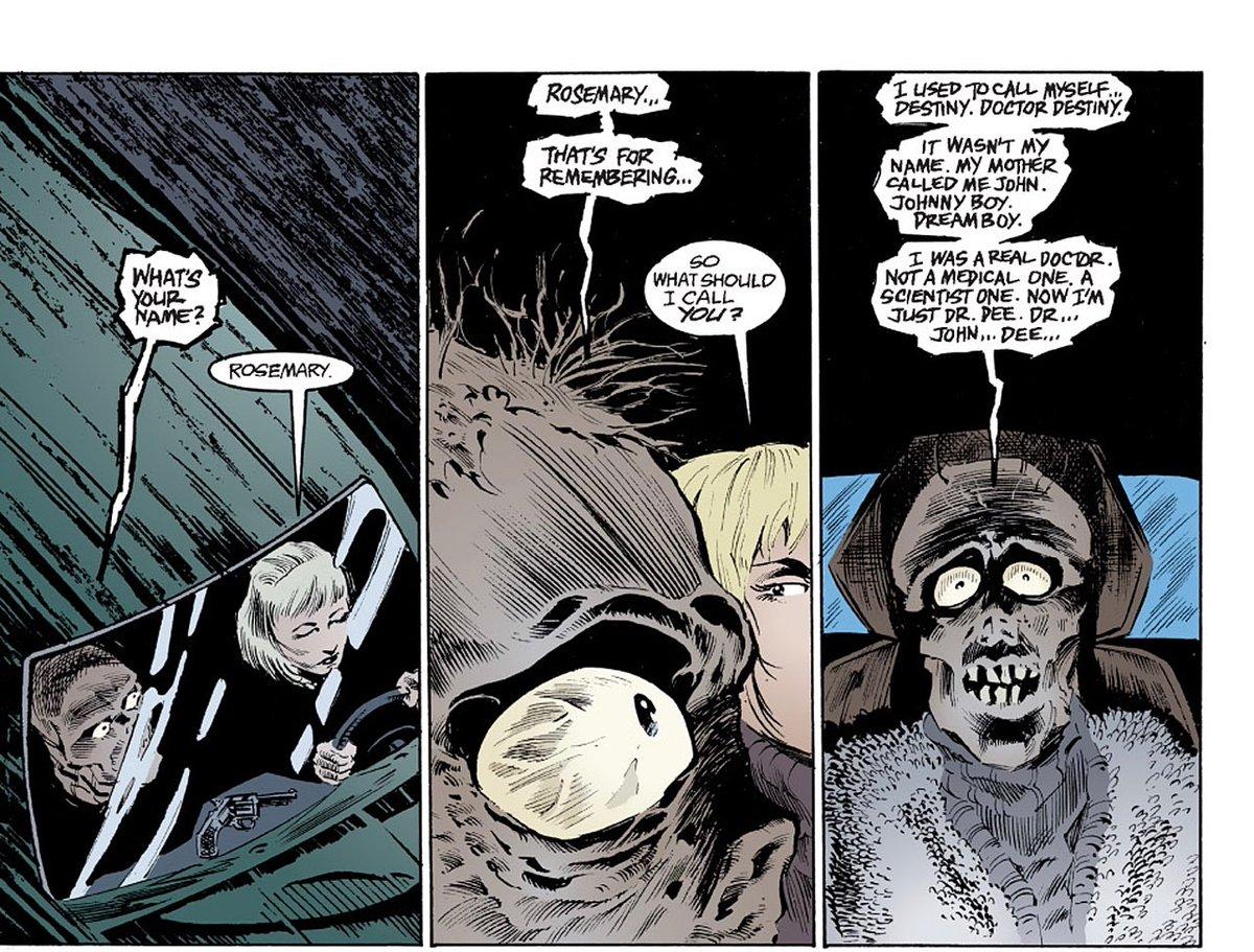 Random Sandman #3101. #Sandman #NeilGaiman #Morpheus #Dream #Endless https://t.co/TTSjgqROoi