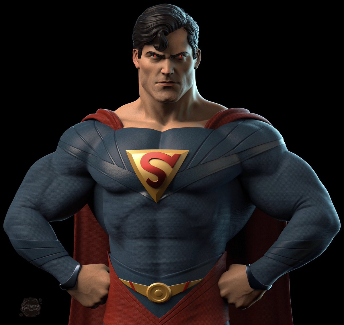 SUPERMAN 2038