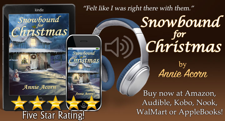 NOW in Audiobook Snowbound for Christmas  or  &  #audiobook #Christmas #Romance #WWII #IndieBooksPromo #TW4RW #SWRTG #IARTG #authorRT :-)