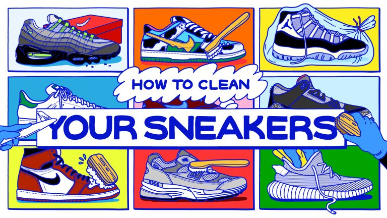 Nobody likes walking around in beat up sneakers. Hit the link below to learn how to properly take care of your heat. FULL STORY: bit.ly/31WI9BH