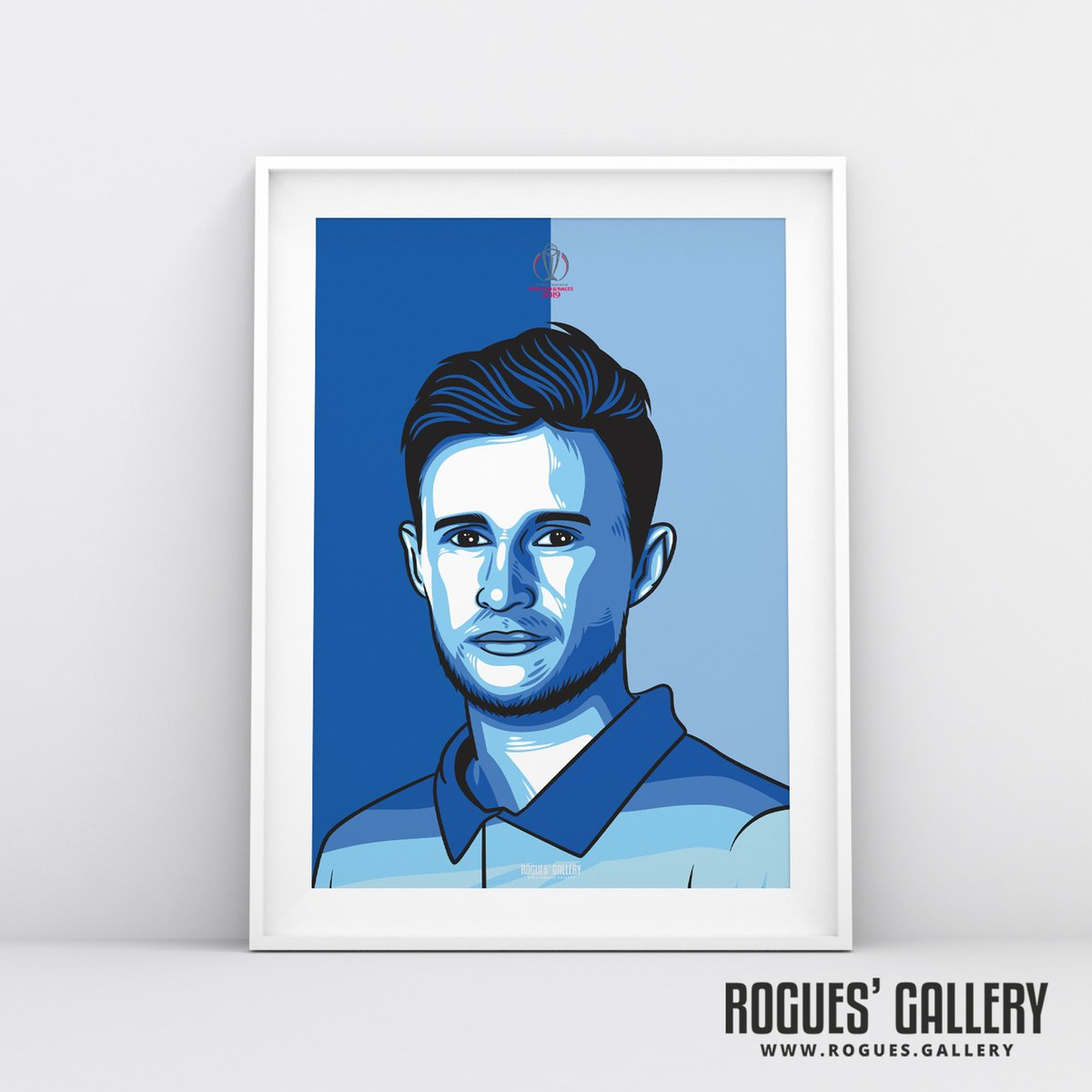 The cricket is back! How we have missed it. Time to roll out our #England #CWC2019 Series of A3 prints maybe? All available now from rogues.gallery Today the #AWOL Joe Root 💯❤️ #root #yorkshire