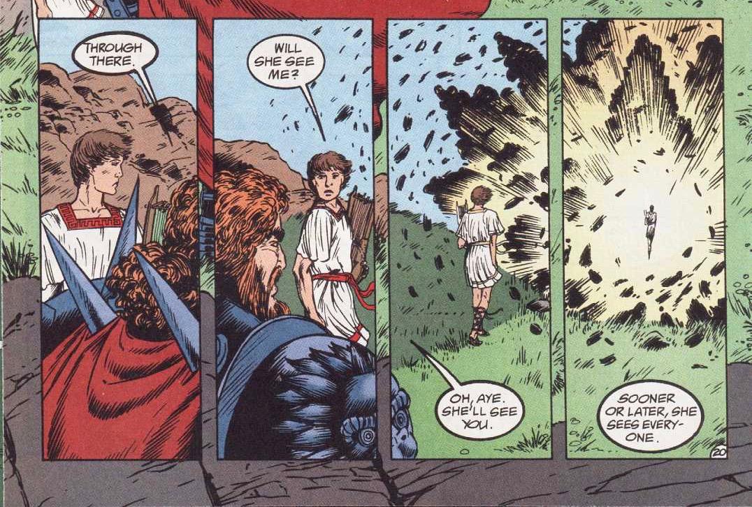 Random Sandman #3100. #Sandman #NeilGaiman #Morpheus #Dream #Endless https://t.co/PW8QimXXK5