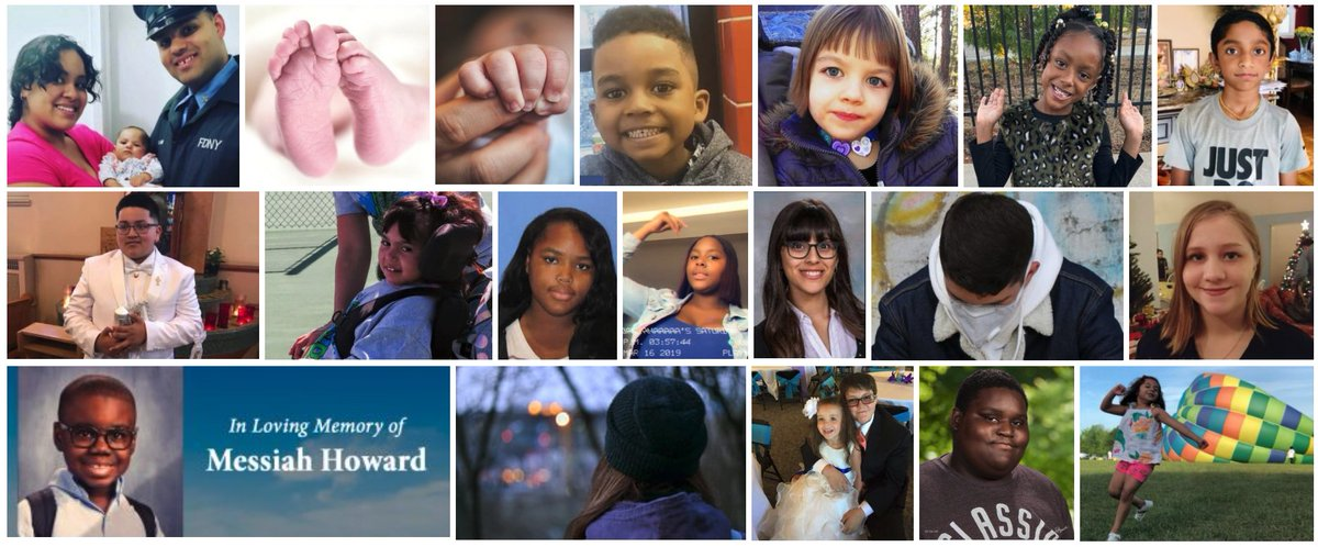 🧵This is a thread of precious innocent children who have died from #COVID. @COVKIDProject See cleavonmd.com/coviddeaths for more!