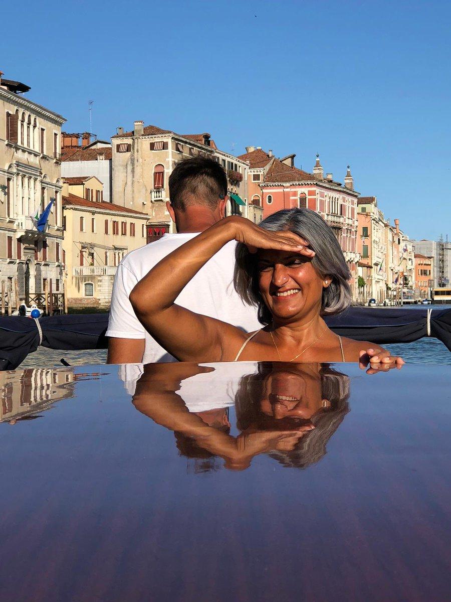 #Venice #noqueues #trailblazing https://t.co/0J1VIOt8zU