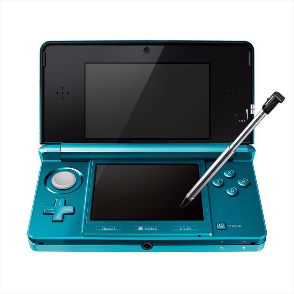 Retweet if you still own Nintendo 3DS. https://t.co/W61K2LGcgS