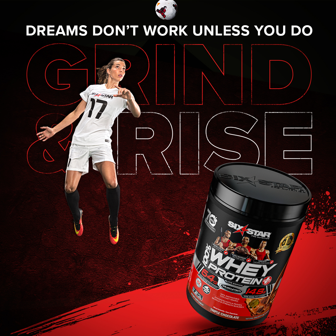 It's been a year since we won, but the fight for equal representation grinds on. I'm proud to appear on Six Star packaging alongside two of the best in their respective fields. You can pick up your @SixStarPro products (with me on the packaging) at a local retailer near you. #Ad https://t.co/HlxxG5IMoj